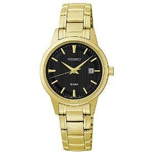 セイコー 腕時計 レディース SUR846 Seiko Three-Hand Gold-Tone Stainless Steel Women's watch #SUR846セイコー 腕時計 レディース SUR846