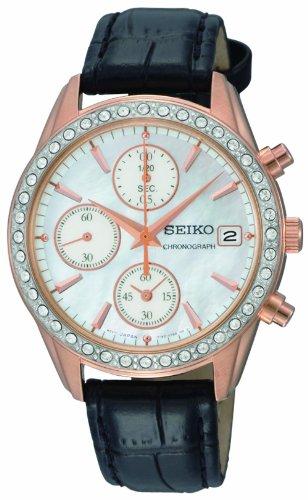 セイコー 腕時計 レディース SNDY14 【送料無料】Seiko Women's SNDY14 Chronograph Watchセイコー 腕時計 レディース SNDY14