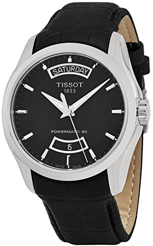 腕時計 ティソ メンズ T035.407.16.051.02 【送料無料】Tissot Couturier Automatic Mens Watch T035.407.16.051.02腕時計 ティソ メンズ T035.407.16.051.02