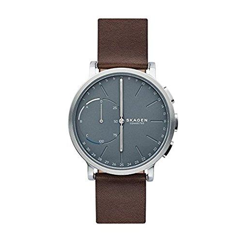 スカーゲン 腕時計 メンズ SKT1110 Skagen Hybrid Smartwatch - Hagen Dark Brown Leather SKT1110スカーゲン 腕時計 メンズ SKT1110