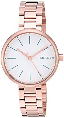スカーゲン 腕時計 レディース SKW2619 【送料無料】Skagen Women's SKW2619 Hald Three Hand Gold Plated Watchスカーゲン 腕時計 レディース SKW2619