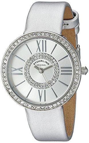 ストゥーリングオリジナル 腕時計 レディース 566.01 【送料無料】Stuhrling Original Women's 566.01 Vogue Analog Display Quartz Silver Watchストゥーリングオリジナル 腕時計 レディース 566.01