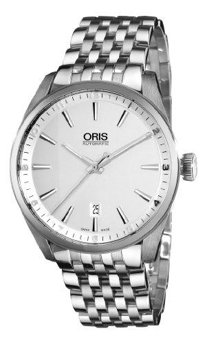 オリス 腕時計 メンズ 73376424051MB 【送料無料】Oris Artix Date Mens Stainless Steel Automatic Watch 73376424051MBオリス 腕時計 メンズ 73376424051MB
