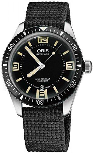 オリス 腕時計 メンズ 【送料無料】Oris Divers Sixty-Five 73377074064FS-BLACKオリス 腕時計 メンズ