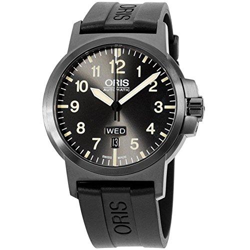 オリス 腕時計 メンズ 73576414263RS 【送料無料】Oris BC3 Advanced, Day Date Automatic Men's Watch 01 735 7641 4263-07 4 22 05Gオリス 腕時計 メンズ 73576414263RS