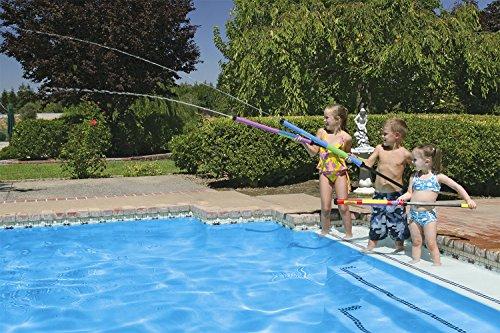 水鉄砲 ウォーターガン アメリカ直輸入 72571 Poolmaster 72571 Water Pop Dual Pack Hot Shots Power Launchers水鉄砲 ウォーターガン アメリカ直輸入 72571