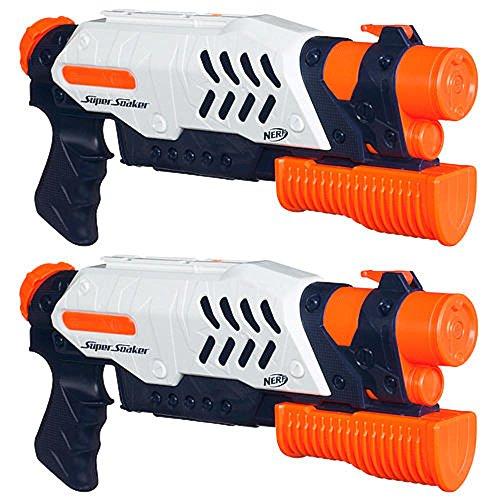 ナーフ 水鉄砲 アメリカ 直輸入 スーパーソーカー A0182 【送料無料】Nerf Super Soaker Scatter Blaster - 2 Pack by Hasbroナーフ 水鉄砲 アメリカ 直輸入 スーパーソーカー A0182