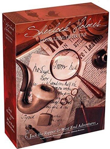 ボードゲーム 英語 アメリカ 海外ゲーム SHEH02 Sherlock Holmes Consulting Detective: Jack the Ripper & West End Adventures Standalone Gameボードゲーム 英語 アメリカ 海外ゲーム SHEH02
