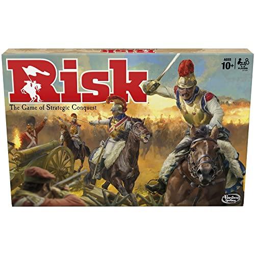 ボードゲーム 英語 アメリカ 海外ゲーム B7404 【送料無料】Hasbro Risk Gameボードゲーム 英語 アメリカ 海外ゲーム B7404