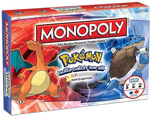 ボードゲーム 英語 アメリカ 海外ゲーム B27561020 【送料無料】MONOPOLY: Pokemon Kanto Editionボードゲーム 英語 アメリカ 海外ゲーム B27561020