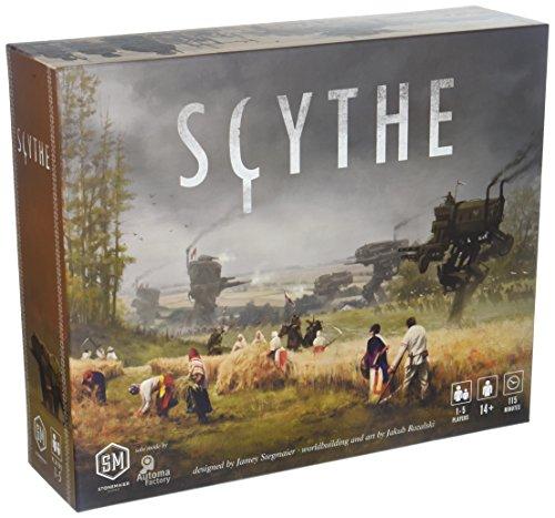 ボードゲーム 英語 アメリカ 海外ゲーム STM600 【送料無料】Scythe Board Gameボードゲーム 英語 アメリカ 海外ゲーム STM600