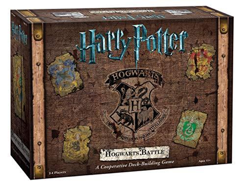 ボードゲーム 英語 アメリカ 海外ゲーム DB010-400 【送料無料】Harry Potter Hogwarts Battle Cooperative Deck Building Card Game | Official Harry Potter Licensed Merchandise | Harry Potter Board Game ボードゲーム 英語 アメリカ 海外ゲーム DB010-400