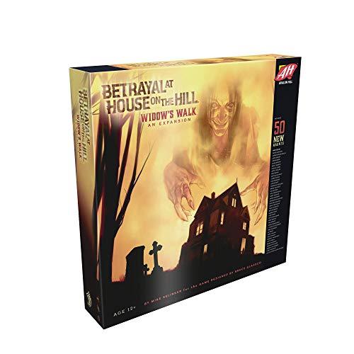 ボードゲーム 英語 アメリカ 海外ゲーム C01410000 Betrayal at House on The Hill: Widow's Walk Board Gameボードゲーム 英語 アメリカ 海外ゲーム C01410000