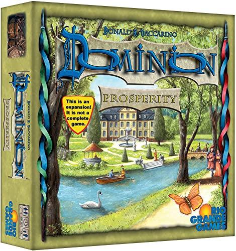 ボードゲーム 英語 アメリカ 海外ゲーム RGG422 【送料無料】Rio Grande Games Dominion Prosperityボードゲーム 英語 アメリカ 海外ゲーム RGG422