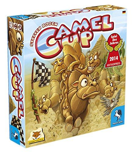 ボードゲーム 英語 アメリカ 海外ゲーム 54541G 【送料無料】Pegasus Spiele 54541G -Camel Up Board Game - German Versionボードゲーム 英語 アメリカ 海外ゲーム 54541G