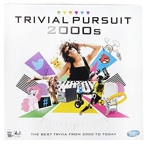 ボードゲーム 英語 アメリカ 海外ゲーム B7388 【送料無料】Trivial Pursuit: 2000s Edition Gameボードゲーム 英語 アメリカ 海外ゲーム B7388