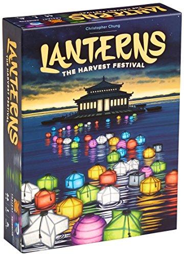 ボードゲーム 英語 アメリカ 海外ゲーム 00502RGS 【送料無料】Lanterns: The Harvest Festivalボードゲーム 英語 アメリカ 海外ゲーム 00502RGS