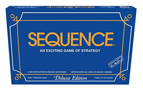 ボードゲーム 英語 アメリカ 海外ゲーム 8060 Sequence - Exciting Game of Strategy - Deluxe Editionボードゲーム 英語 アメリカ 海外ゲーム 8060