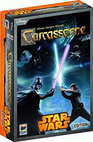 ボードゲーム 英語 アメリカ 海外ゲーム 48250 Hans Im Gluck Esdevium 48250 - Star Wars Carcassonneボードゲーム 英語 アメリカ 海外ゲーム 48250