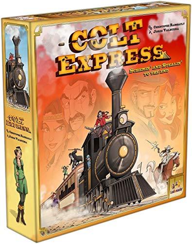ボードゲーム 英語 アメリカ 海外ゲーム COLT01 【送料無料】Colt Expressボードゲーム 英語 アメリカ 海外ゲーム COLT01