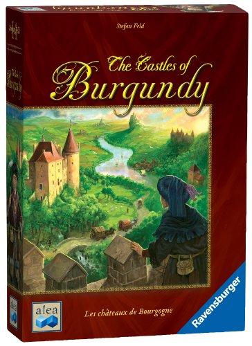 ボードゲーム 英語 アメリカ 海外ゲーム 81243 Ravensburger The Castles of Burgundy Board Game - Fun Strategy Game That's Easy to Learn and Play with Great Replay Valueボードゲーム 英語 アメリカ 海外ゲーム 81243