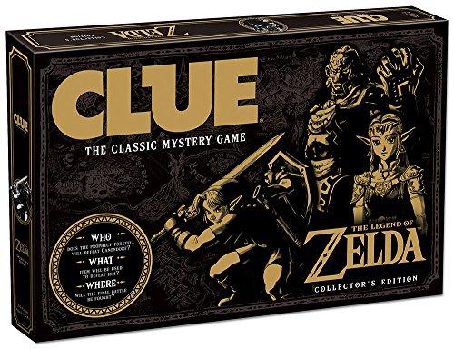 ボードゲーム 英語 アメリカ 海外ゲーム CL005-462 Clue The Legend of Zelda Board GameCL005-462 USAopoly The Legend of Zelda Clue Board Game, Multicolorボードゲーム 英語 アメリカ 海外ゲーム CL005-462