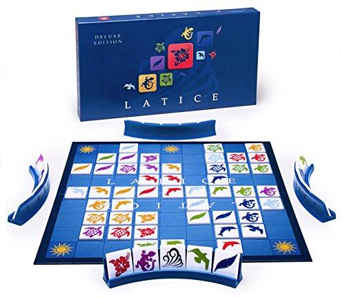 ボードゲーム 英語 アメリカ 海外ゲーム 869691000108 Latice Deluxe Board Game (Old Edition, Out of Print)ボードゲーム 英語 アメリカ 海外ゲーム 869691000108