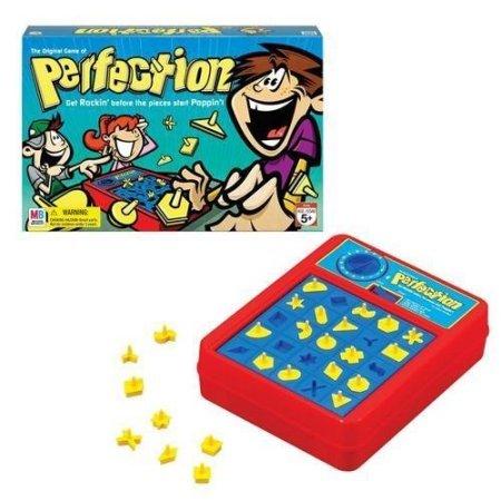 ボードゲーム 英語 アメリカ 海外ゲーム 4060 S5 【送料無料】PERFECTIONボードゲーム 英語 アメリカ 海外ゲーム 4060 S5