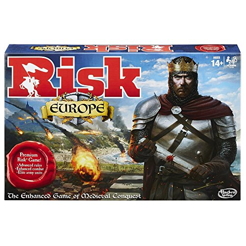ボードゲーム 英語 アメリカ 海外ゲーム B7409 【送料無料】Risk Europe Strategy Board Game by Hasbro - Perfect Game for the Entire Family - Multiplayer Conquest of 7 Unique Kingdoms - Accept Secret Missiボードゲーム 英語 アメリカ 海外ゲーム B7409