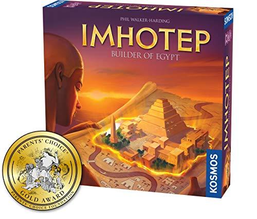 ボードゲーム 英語 アメリカ 海外ゲーム 692384 Imhotep Builder of Egypt Board Gameボードゲーム 英語 アメリカ 海外ゲーム 692384