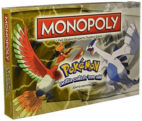 ボードゲーム 英語 アメリカ 海外ゲーム MN101-436 Monopoly Game: Pok?mon Johto Editionボードゲーム 英語 アメリカ 海外ゲーム MN101-436