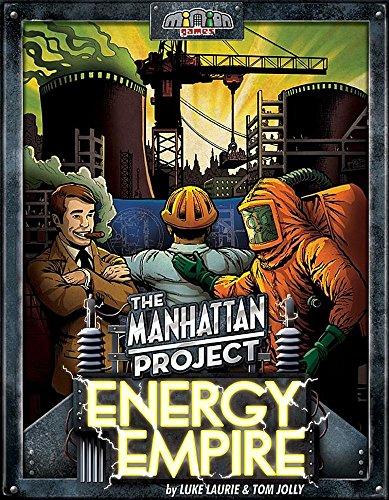 ボードゲーム 英語 アメリカ 海外ゲーム MNI-EE100 The Manhattan Project Energy Empire Gameボードゲーム 英語 アメリカ 海外ゲーム MNI-EE100