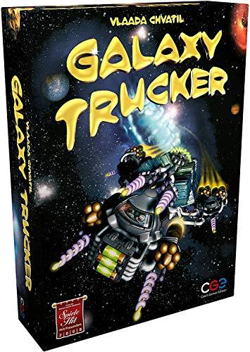 ボードゲーム 英語 アメリカ 海外ゲーム A08 Czech Games Galaxy Truckerボードゲーム 英語 アメリカ 海外ゲーム A08