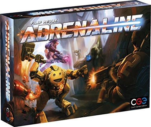 ボードゲーム 英語 アメリカ 海外ゲーム 00037CGE Czech Games Adrenalineボードゲーム 英語 アメリカ 海外ゲーム 00037CGE