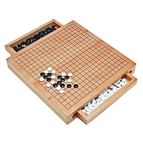 ボードゲーム 英語 アメリカ 海外ゲーム 492312 【送料無料】WE Games Wood GO Set with Pull Out Drawers -12 in.ボードゲーム 英語 アメリカ 海外ゲーム 492312