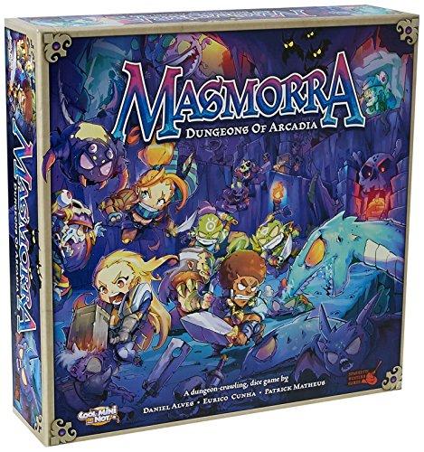 ボードゲーム 英語 アメリカ 海外ゲーム MMR001 【送料無料】CMON Masmorra Dungeons of Arcadia Board Gameボードゲーム 英語 アメリカ 海外ゲーム MMR001