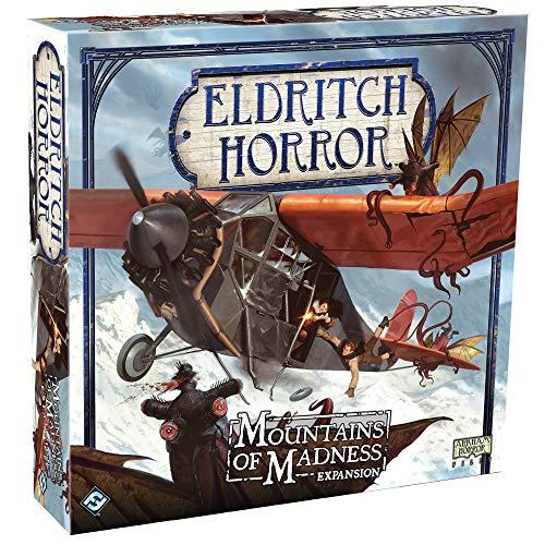 ボードゲーム 英語 アメリカ 海外ゲーム EH03 【送料無料】Eldritch Horror: The Mountains of Madnessボードゲーム 英語 アメリカ 海外ゲーム EH03