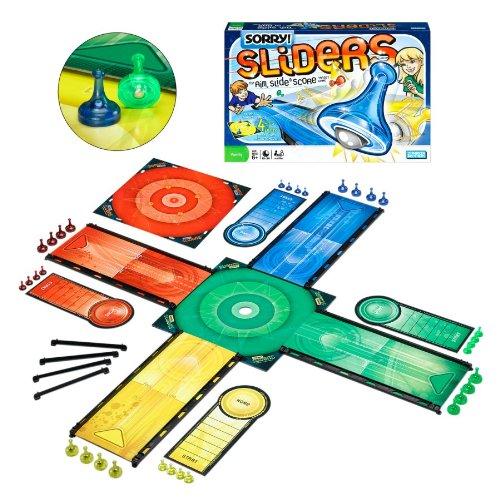 ボードゲーム 英語 アメリカ 海外ゲーム 40615 Parker Brothers Sorry! Slidersボードゲーム 英語 アメリカ 海外ゲーム 40615
