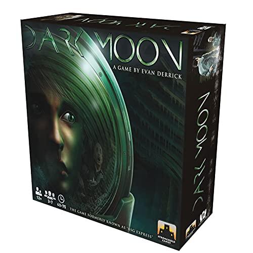 ボードゲーム 英語 アメリカ 海外ゲーム 2011SG Dark Moon Board Gameボードゲーム 英語 アメリカ 海外ゲーム 2011SG
