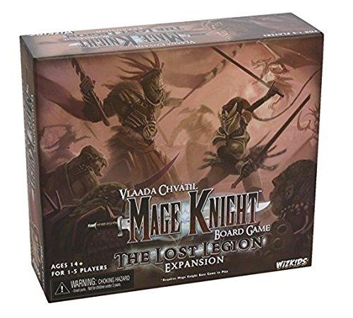 ボードゲーム 英語 アメリカ 海外ゲーム WZK 70832 【送料無料】NECA Mage Knight Lost Legion Expansion Board Gameボードゲーム 英語 アメリカ 海外ゲーム WZK 70832
