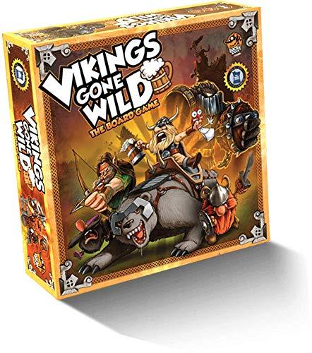 ボードゲーム 英語 アメリカ 海外ゲーム LKY001 【送料無料】Vikings Gone Wild: The Board Gameボードゲーム 英語 アメリカ 海外ゲーム LKY001