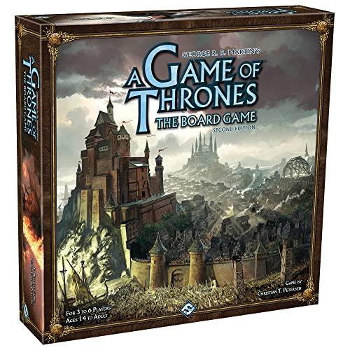 ボードゲーム 英語 アメリカ 海外ゲーム VA65 【送料無料】A Game of Thrones Boardgame Second Editionボードゲーム 英語 アメリカ 海外ゲーム VA65