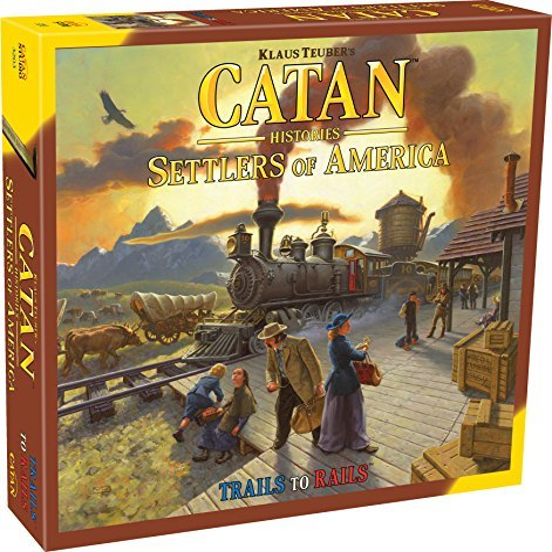 ボードゲーム 英語 アメリカ 海外ゲーム MFG3203 【送料無料】Catan Histories: Settlers of Americaボードゲーム 英語 アメリカ 海外ゲーム MFG3203