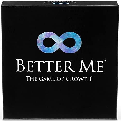 ボードゲーム 英語 アメリカ 海外ゲーム Better Me Game: Self Improvement, Relationship & Teen Therapy Games, Social Emotional Counseling Activityボードゲーム 英語 アメリカ 海外ゲーム