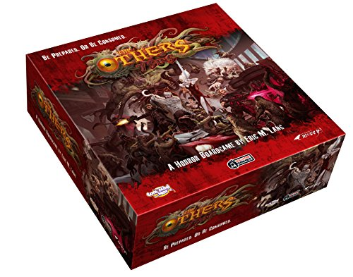 ボードゲーム 英語 アメリカ 海外ゲーム SSN001 【送料無料】CMON The Others: 7 Sins Board Gameボードゲーム 英語 アメリカ 海外ゲーム SSN001