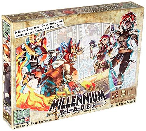 ボードゲーム 英語 アメリカ 海外ゲーム L99-MB001 Level 99 Games Millennium Blades Board Gameボードゲーム 英語 アメリカ 海外ゲーム L99-MB001