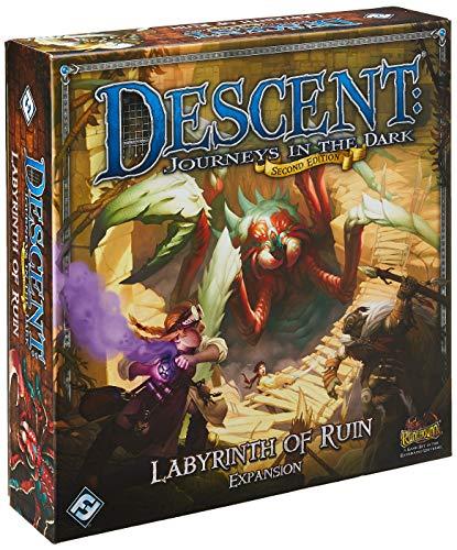ボードゲーム 英語 アメリカ 海外ゲーム DJ04 Descent Second Edition: The Labyrinth of Ruinボードゲーム 英語 アメリカ 海外ゲーム DJ04