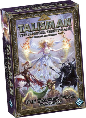ボードゲーム 英語 アメリカ 海外ゲーム TM07 Talisman 4th Edition: The Sacred Pool Expansionボードゲーム 英語 アメリカ 海外ゲーム TM07
