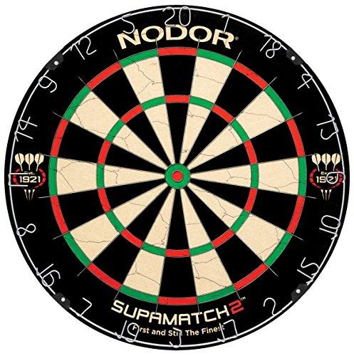 ボードゲーム 英語 アメリカ 海外ゲーム ND600 Nodor SupaMatch2 Regulation-Size Bristle Dartboard with Staple-Free Bullseye and Moveable Number Ringボードゲーム 英語 アメリカ 海外ゲーム ND600