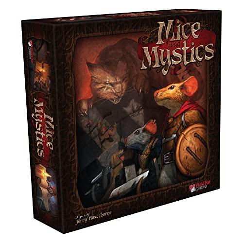 ボードゲーム 英語 アメリカ 海外ゲーム MM01PHG Mice & Mysticsボードゲーム 英語 アメリカ 海外ゲーム MM01PHG